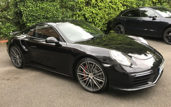 PORSCHE   991 GENERATION 2 3.8 TURBO PDK