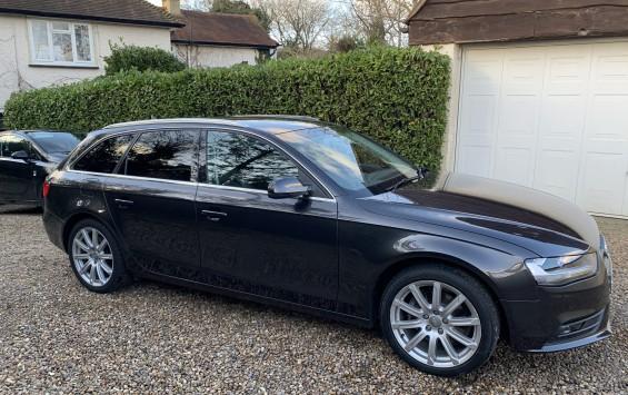 Audi A4 SE TECHNIK 2.0 TDI QUATTRO