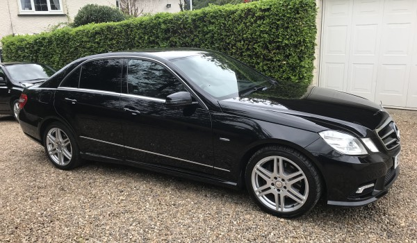 Mercedes E250 CDI SPORT BLUEEFFICIENCY AUTO SALOON