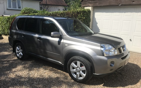 Nissan X-Trail SPORT 2-0L DCI  MANUAL