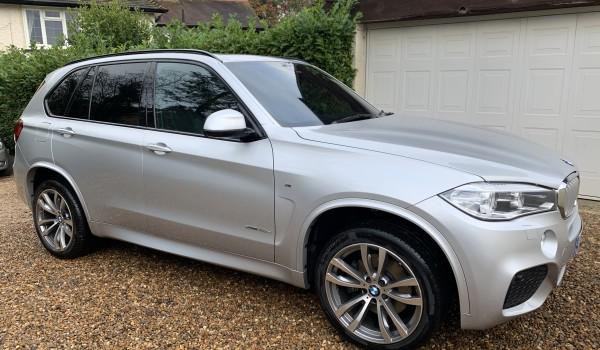 BMW X5 40d M Sport Auto