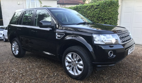 Land Rover Freelander 2 GS TD4 AUTOMATIC