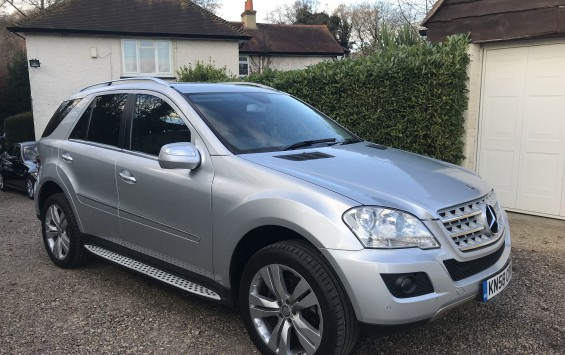 Mercedes ML 320 CDI FACELIFT AUTO
