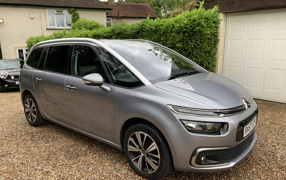 Citroen Grand C4 Picasso Flair Blue HDI SS AUTO