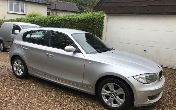 BMW 116i SE 5 door 6 SPEED Manual