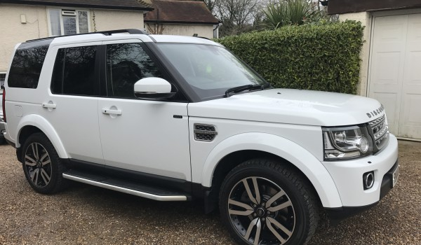 Land Rover Discovery 4 SDV6 HSE LUXURY AUTO