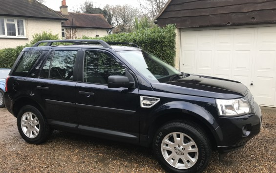 Land Rover Freelander 2 TD4 XS MANUAL