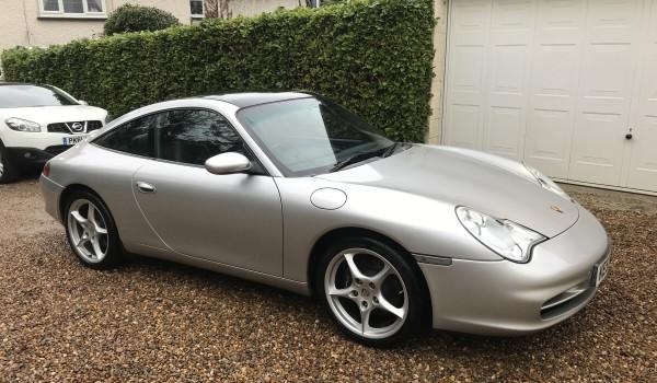 Porsche 911 996 TARGA MANUAL