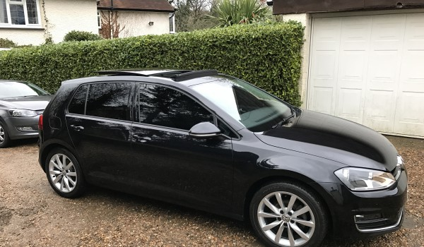 VW GOLF GT TDI 150 PS AUTO, NAV,PANO ROOF,