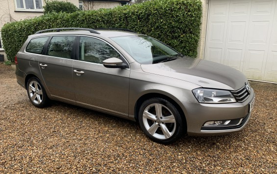 Vw Passat SE 2.0 TDI BLUEMOTION TECHNOLOGY MANUAL