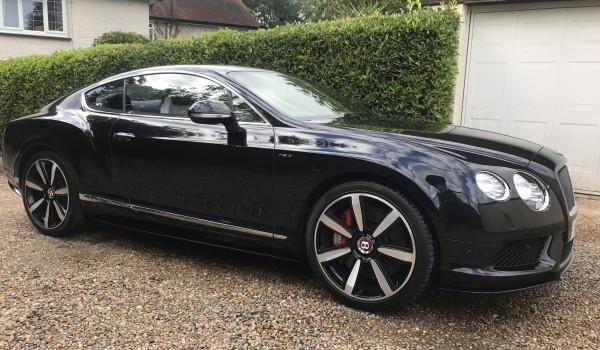 Bentley CONTINENTAL GT S V8 AUTO