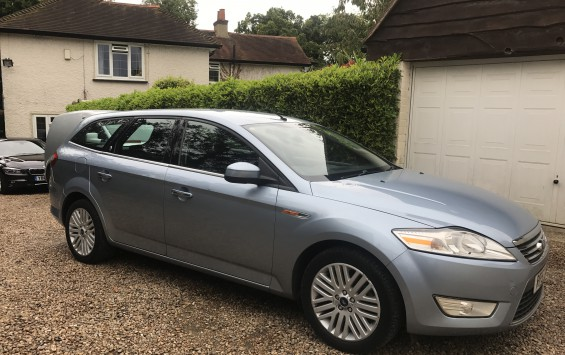Ford Mondeo 1.8 TDCI GHIA ESTATE 6 SPEED MANUAL