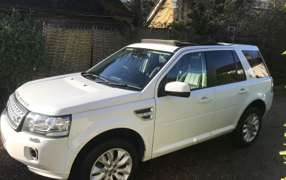 Land Rover Freelander 2 SD4 Auto