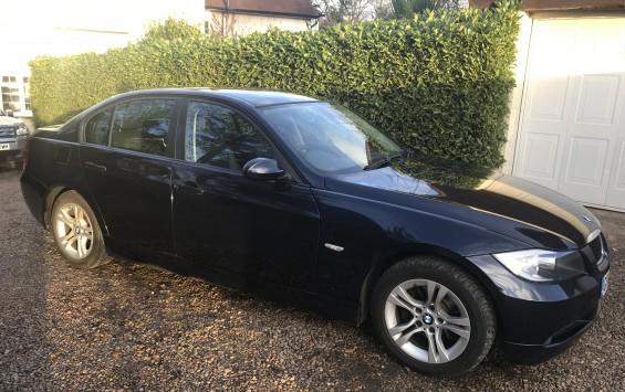 BMW 320i SE Auto Saloon