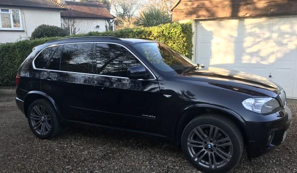 BMW X5 40d X-DRIVE M SPORT AUTO